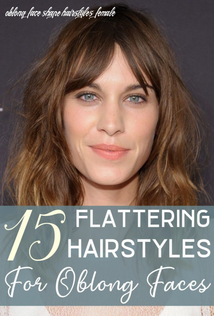 9 flattering hairstyles for oblong faces | oblong face hairstyles