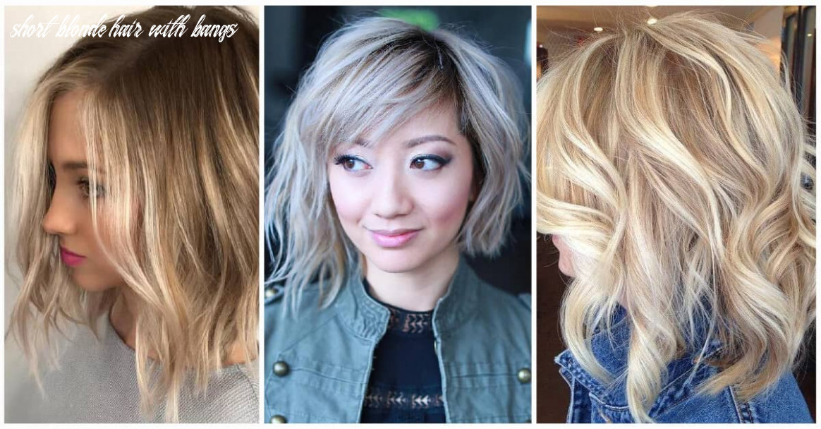 9 Fresh Short Blonde Hair Ideas to Update Your Style in 9