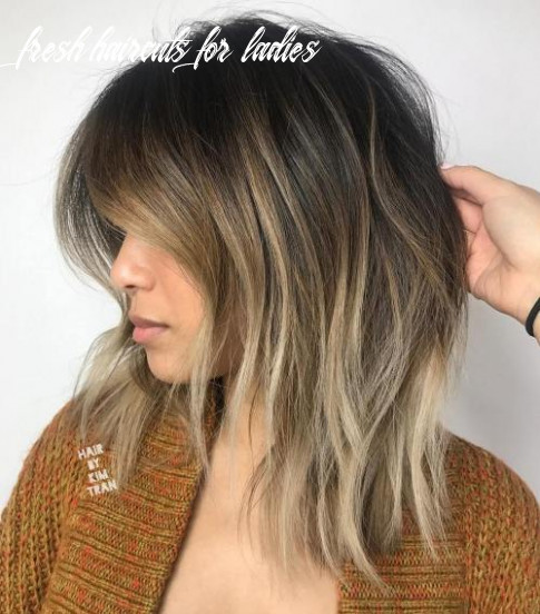 9 fun and flattering medium hairstyles for women of all ages fresh haircuts for ladies