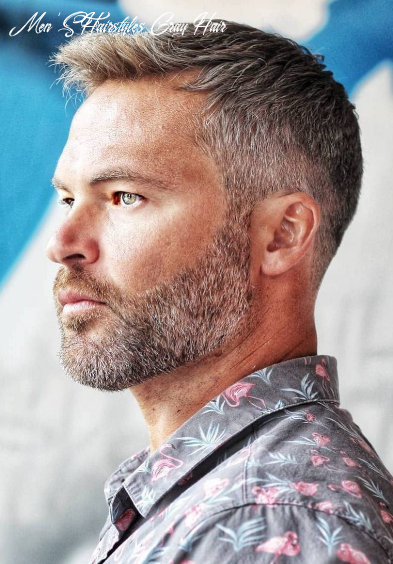 9 glorious hairstyles for men with grey hair (a k a silver foxes