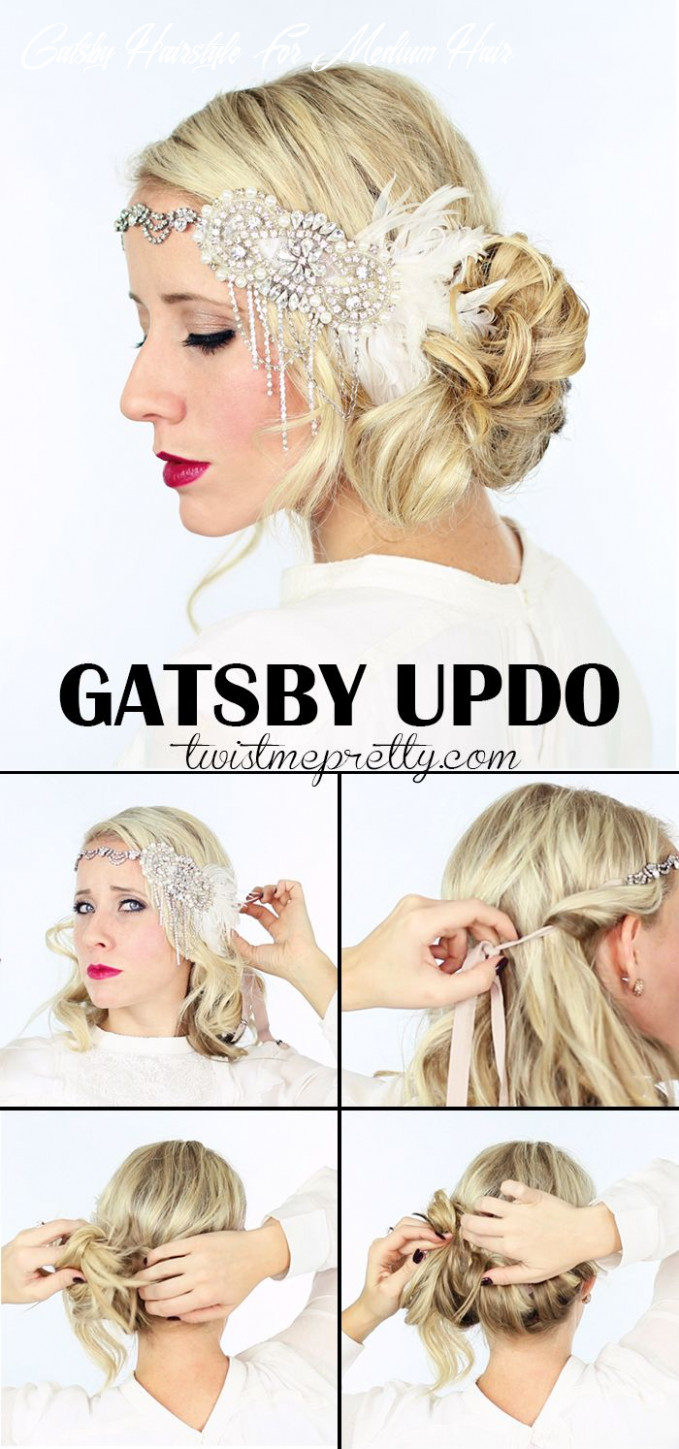 9 gorgeous gatsby hairstyles for halloween or a wedding