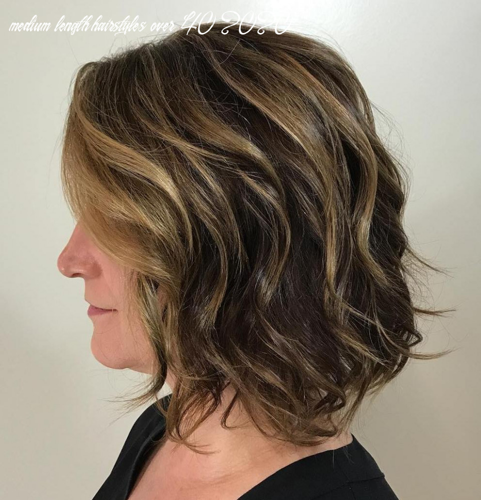 9 Gorgeous Hairstyles and Haircuts for Women Over 9 - Wass Sell
