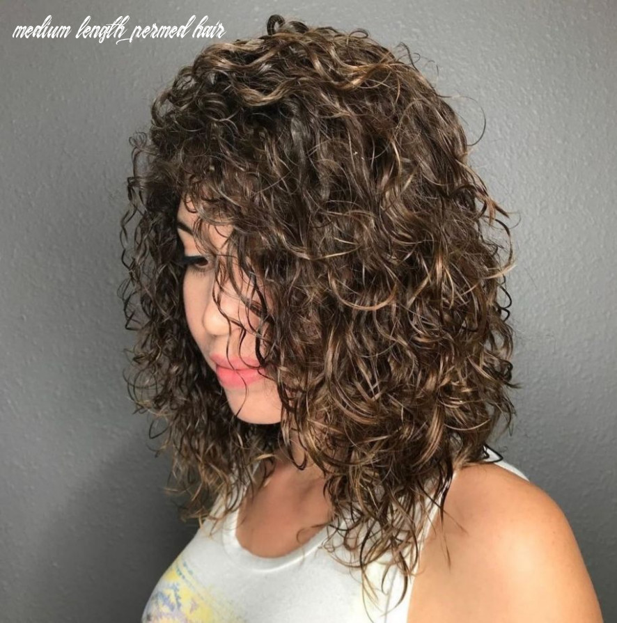 9 gorgeous perms looks: say hello to your future curls!   permed