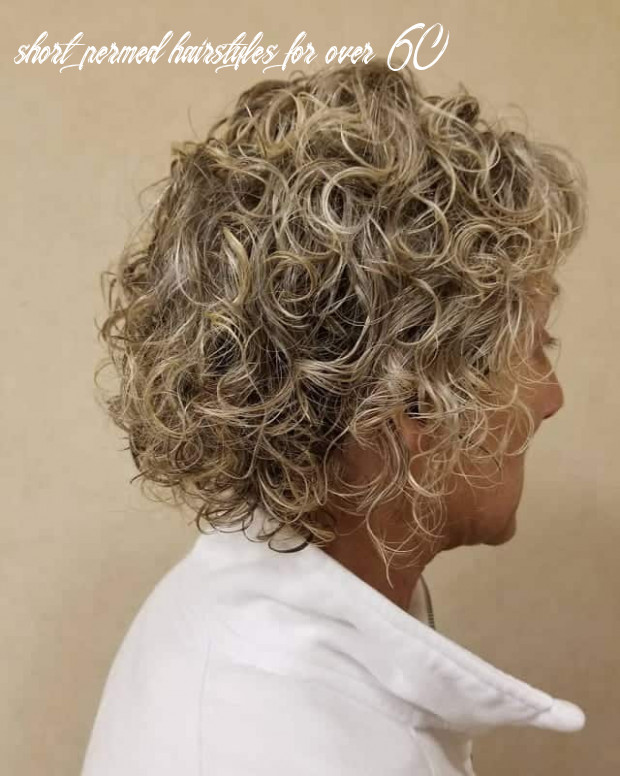 9 gorgeous short permed hairstyles for women over 9 – hairstylecamp short permed hairstyles for over 60