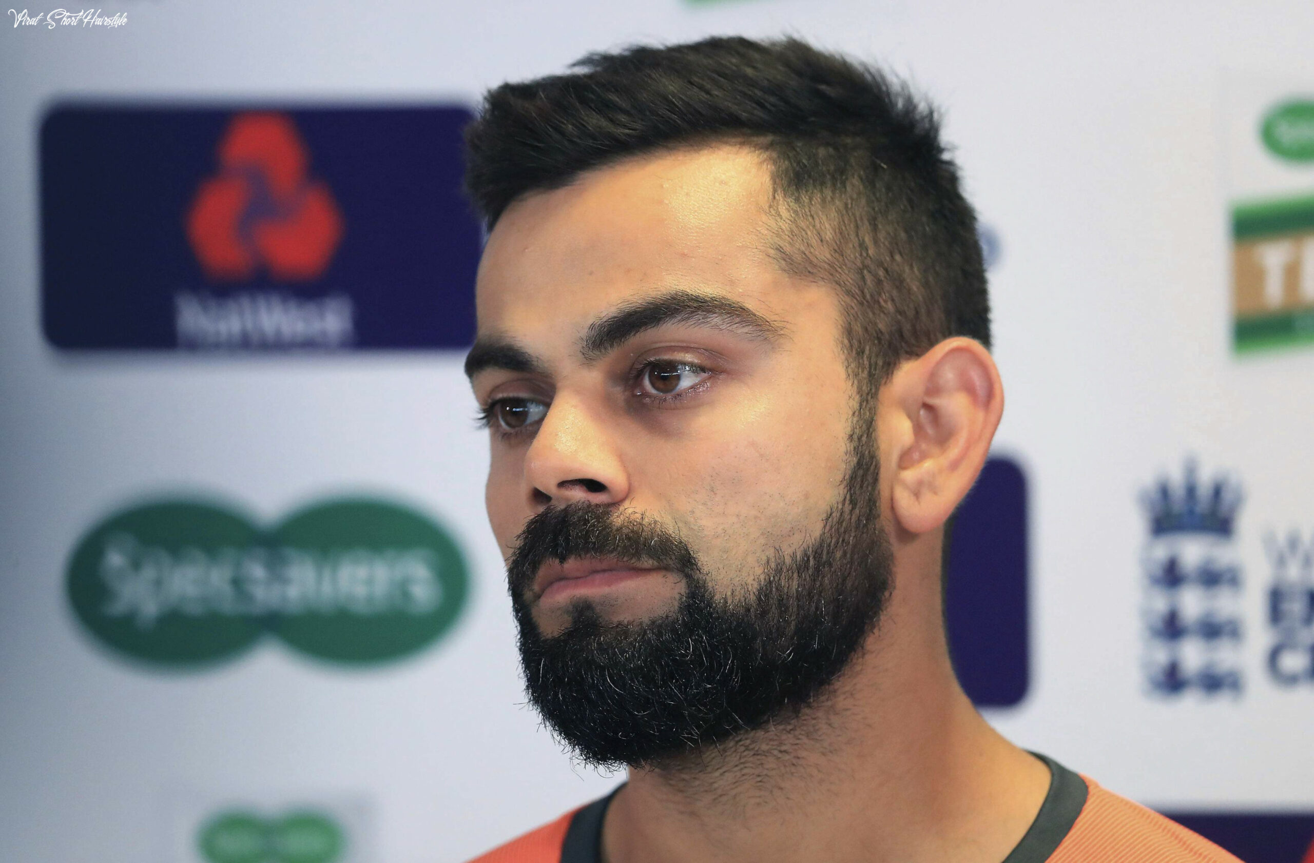 9 Graceful Virat Kohli Short Hairstyle