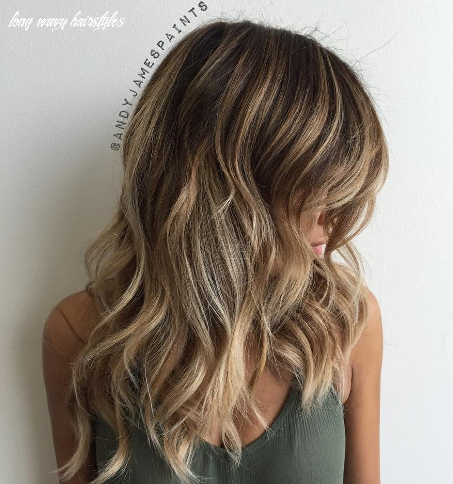 9 haircuts for thick wavy hair to shape and alleviate your