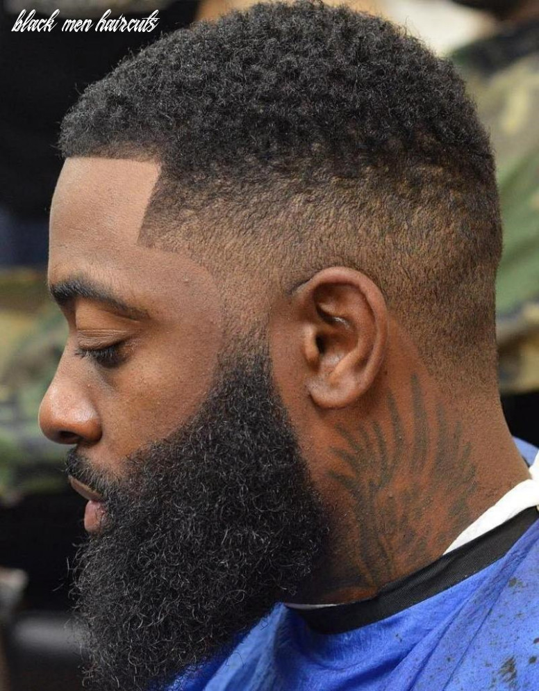 9 Hairstyle for Black Men Ideas That Are Iconic in 9