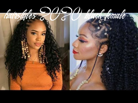 9 hairstyles for black women | protective hairstyle, diy
