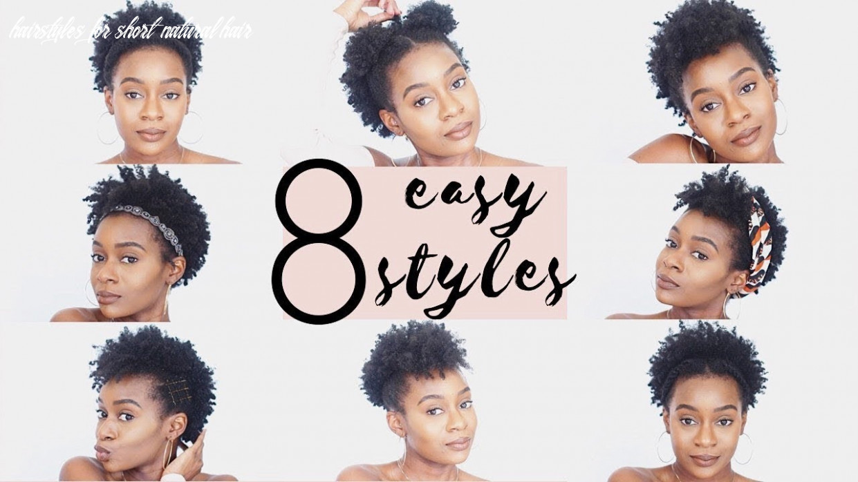 9 hairstyles for short natural hair   naturallycurly