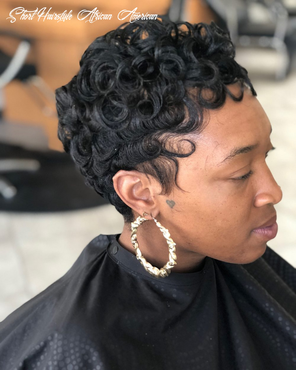 9 hottest short hairstyles for black women for 9 short hairstyle african american