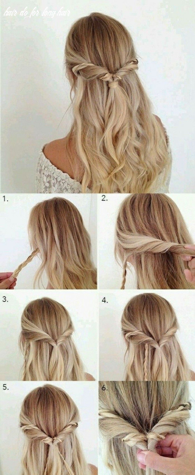 ▷ 9 ideas for beautiful hairstyles plus do it yourself