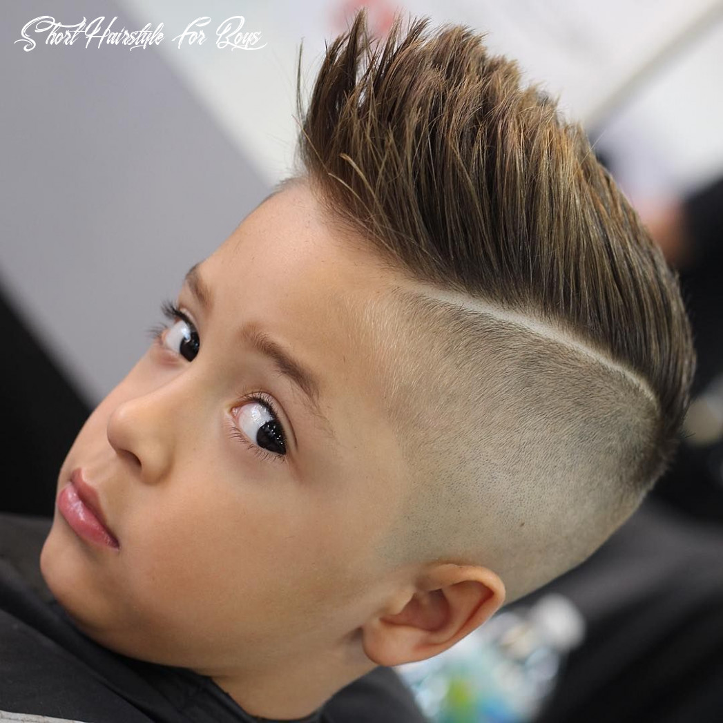 9 ideas of amazing hairstyle for kids | cute boys haircuts, boy