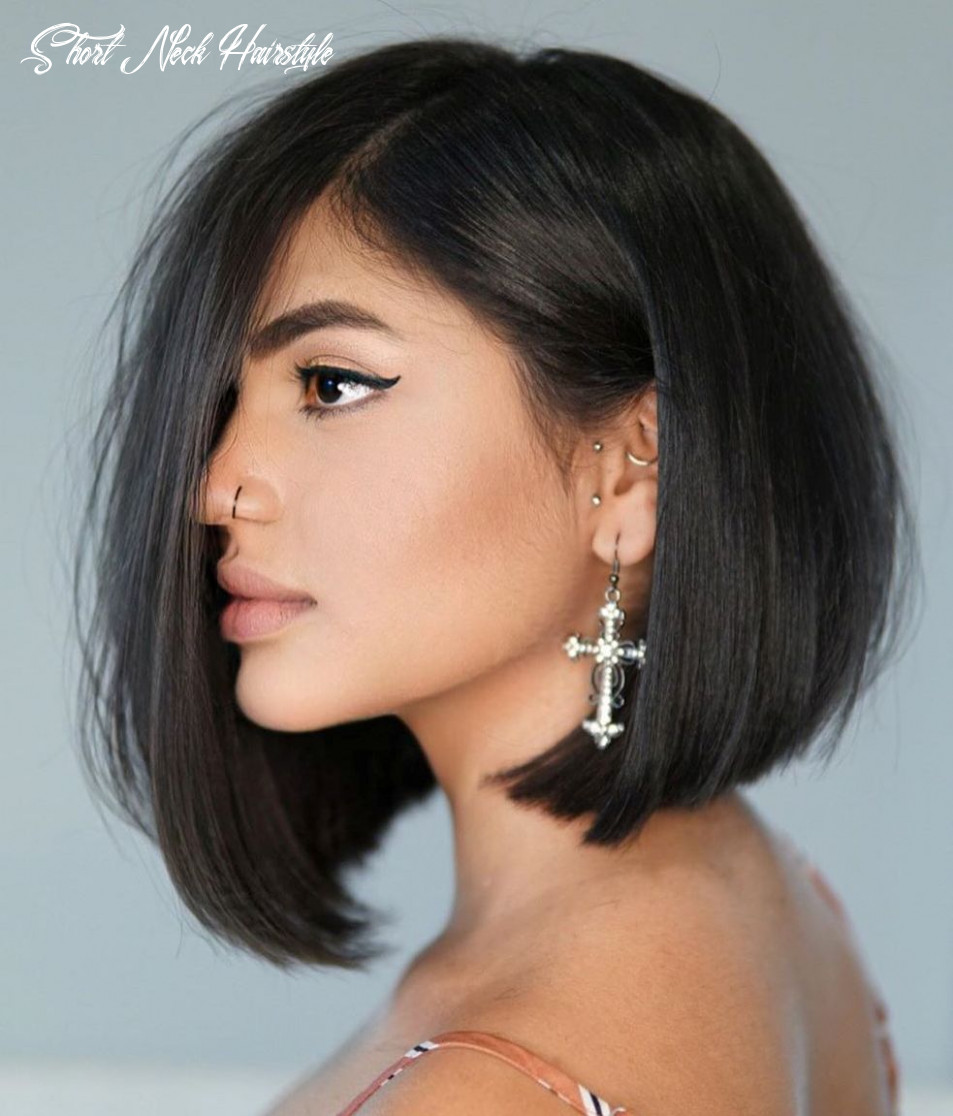 9 ideas to showcase your neck length hair at its best hair adviser short neck hairstyle