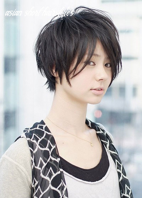 9 incredible short hairstyles for asian women (june