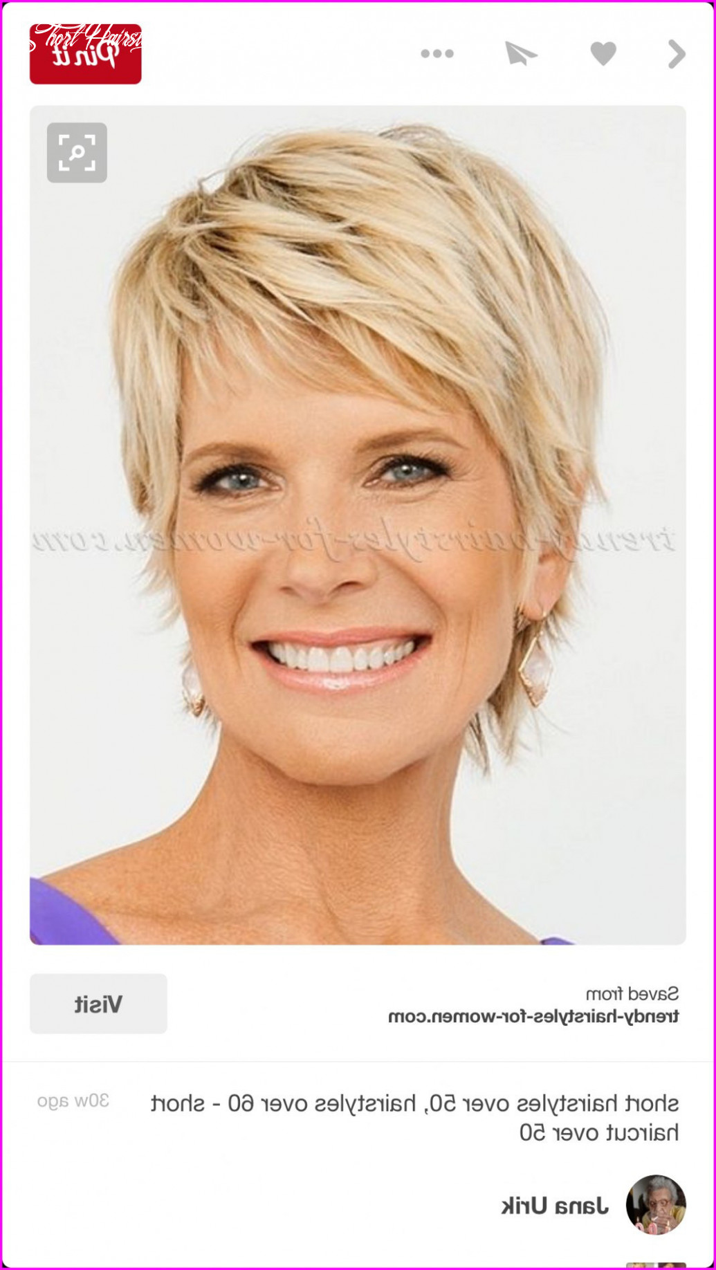 9 inspirational short hairstyles for 9 year old women short hairstyle for 50 year old woman