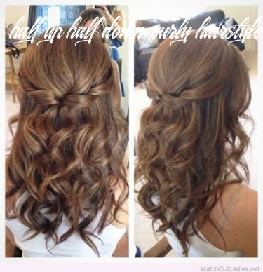 9 latest & best prom hairstyles 9 | hair lengths, curled prom