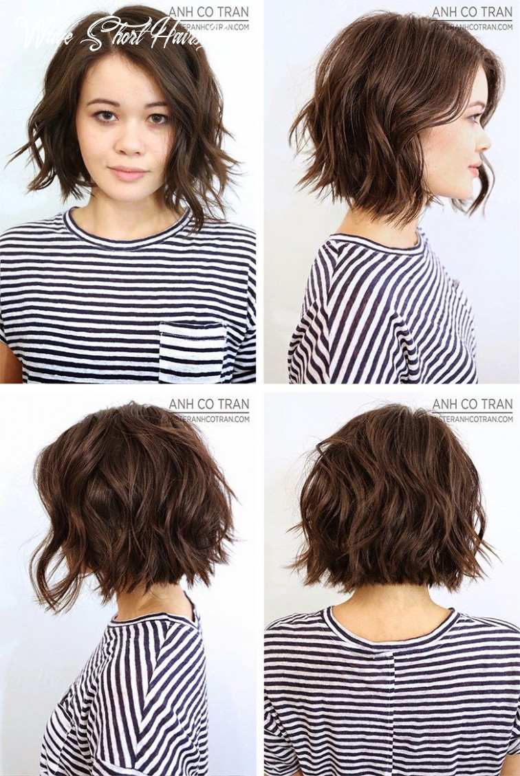 9 marvelous photo of back of short hairstyles for women
