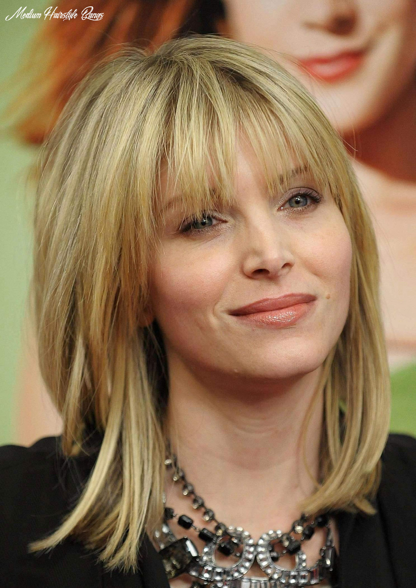 9 Medium Hairstyles with Bangs for Women | Hairdo Hairstyle