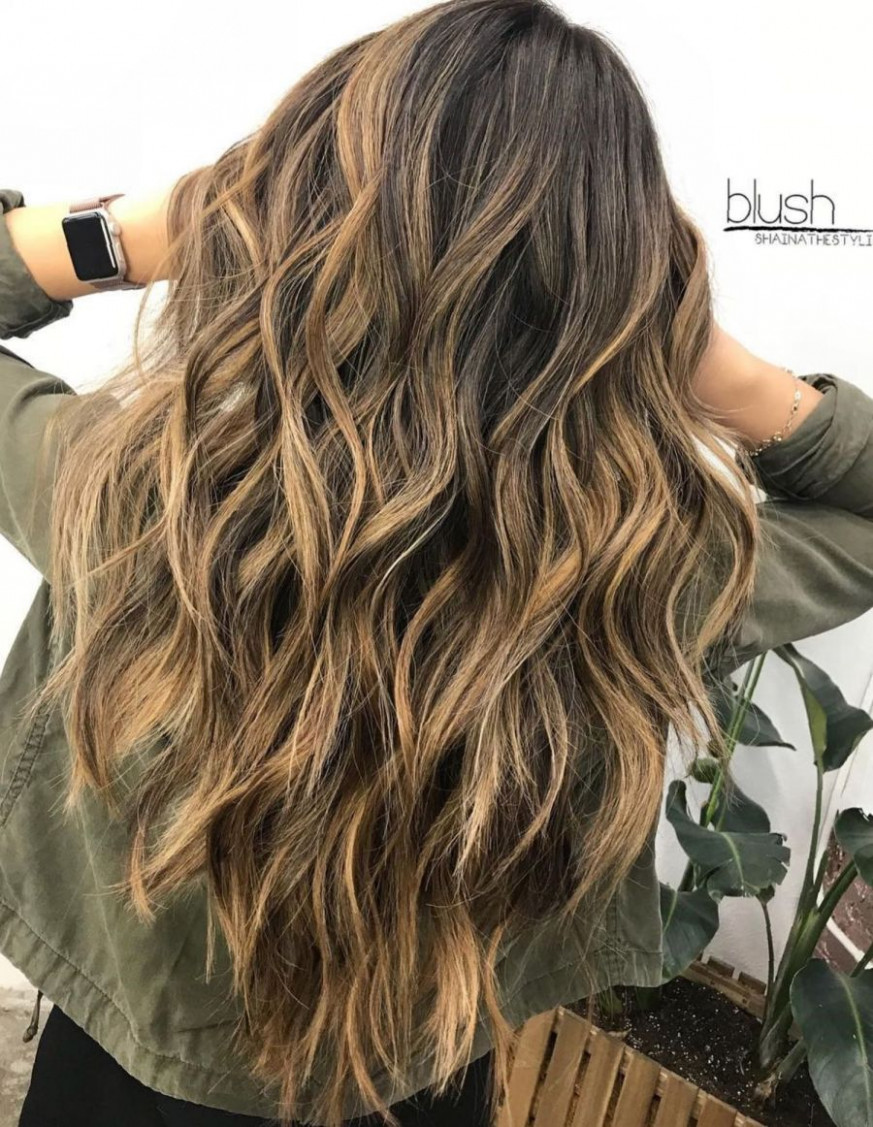 9 most beneficial haircuts for thick hair of any length | long