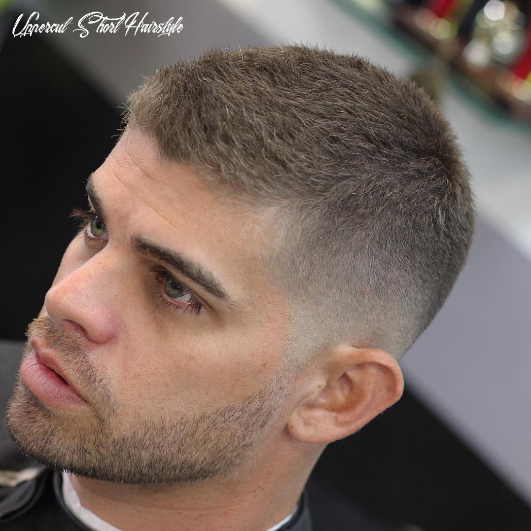 9 new hairstyles for men (9 update) uppercut short hairstyle