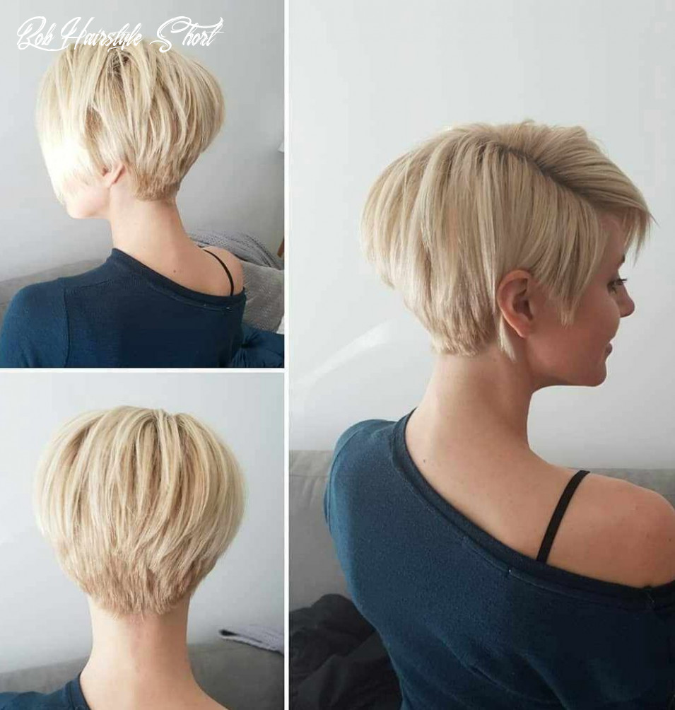 9 New Short Bob Cuts and Pixie Haircuts for 9 | Short Hair Models