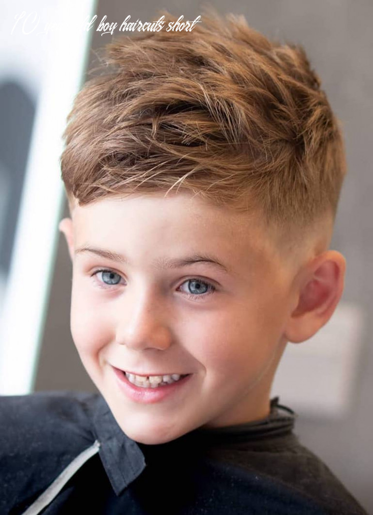 9 of the most popular 9 year old boy haircuts   haircut inspiration 10 year old boy haircuts short