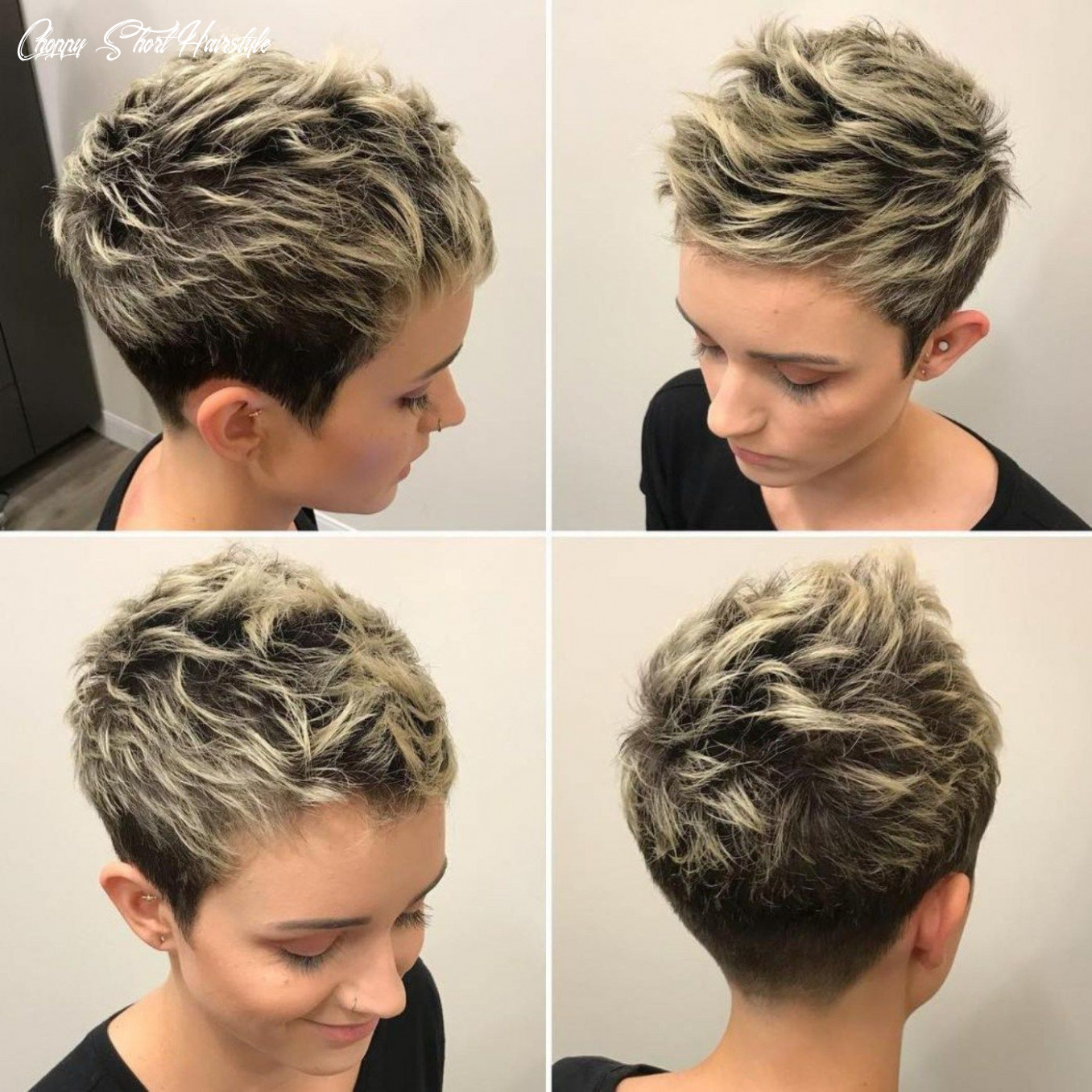 9 overwhelming ideas for short choppy haircuts (with images