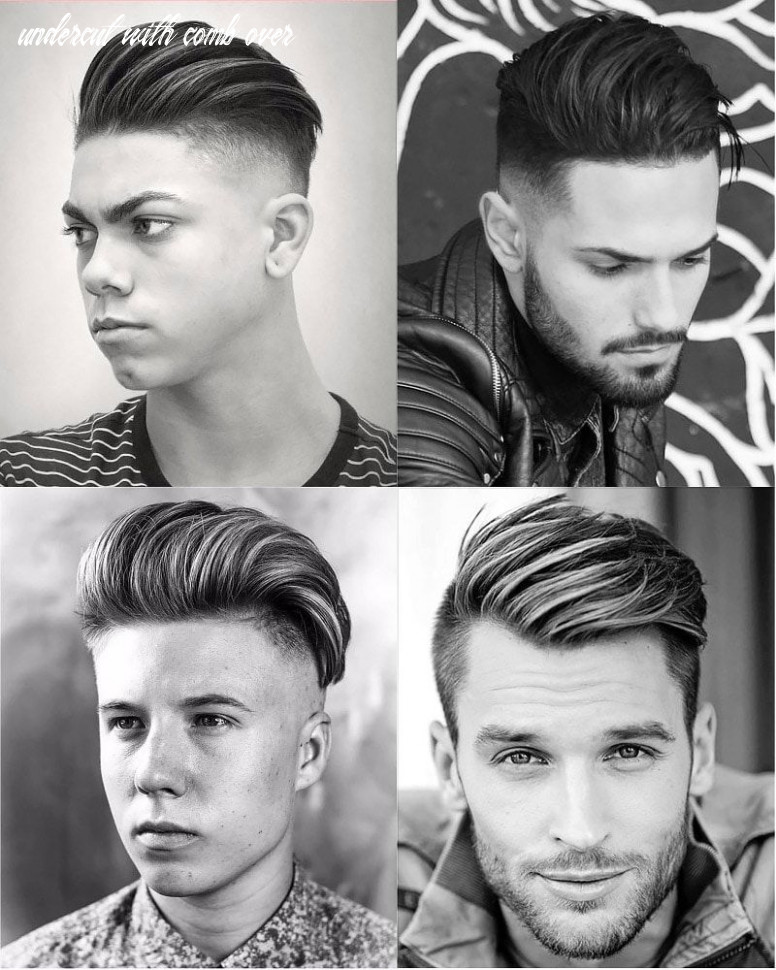 9 perfect comb over haircuts for men | comb over haircut, mens