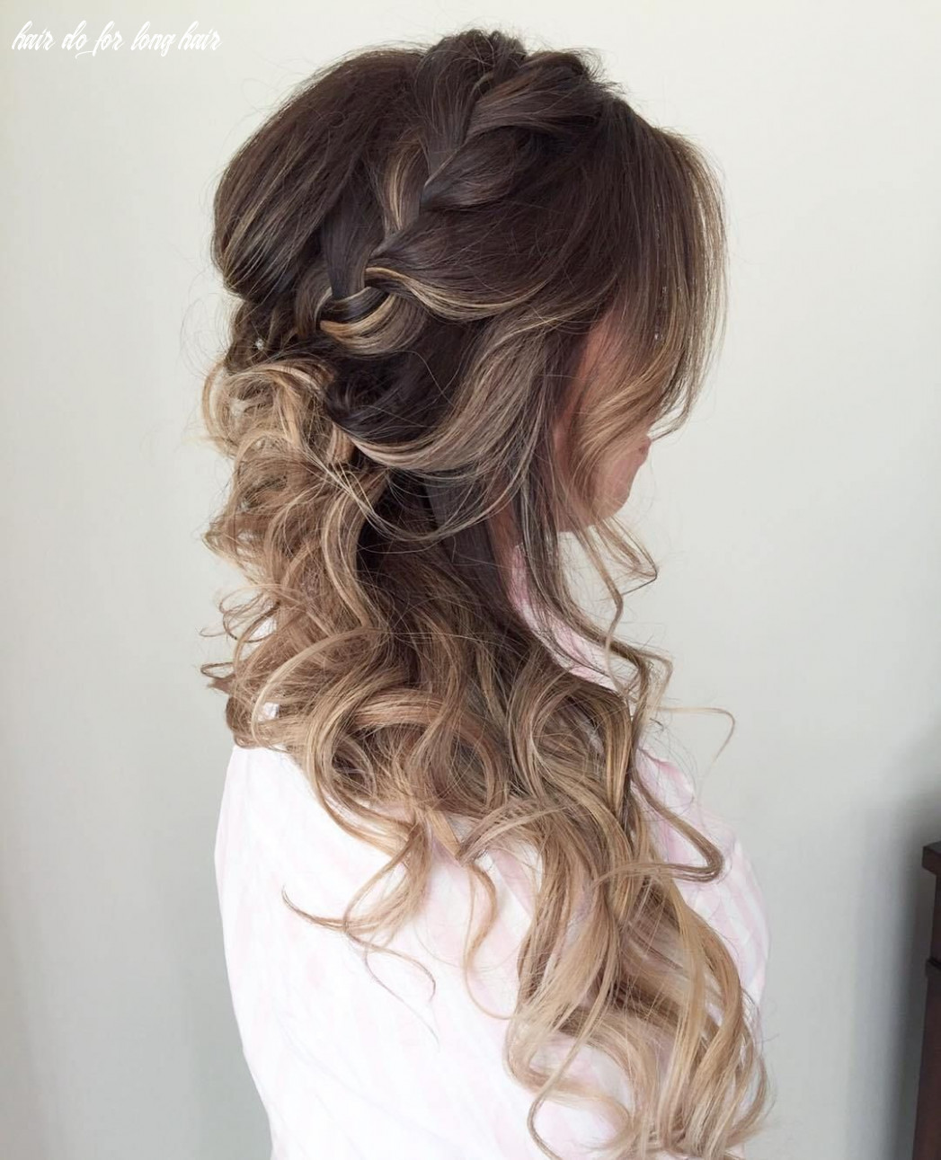 9 picture perfect hairstyles for long thin hair | long thin hair
