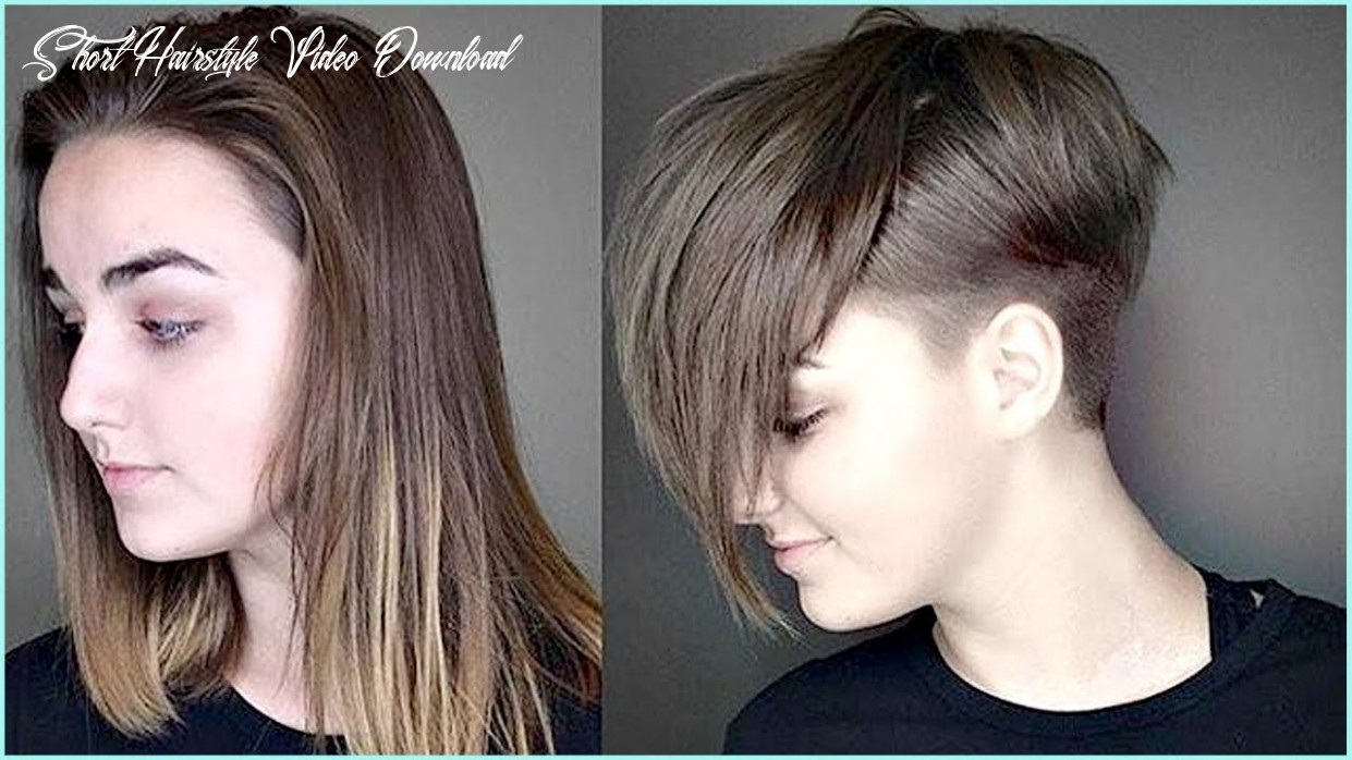 9 pixie haircut for women ♥️ best short haircut for 9 short hairstyle video download