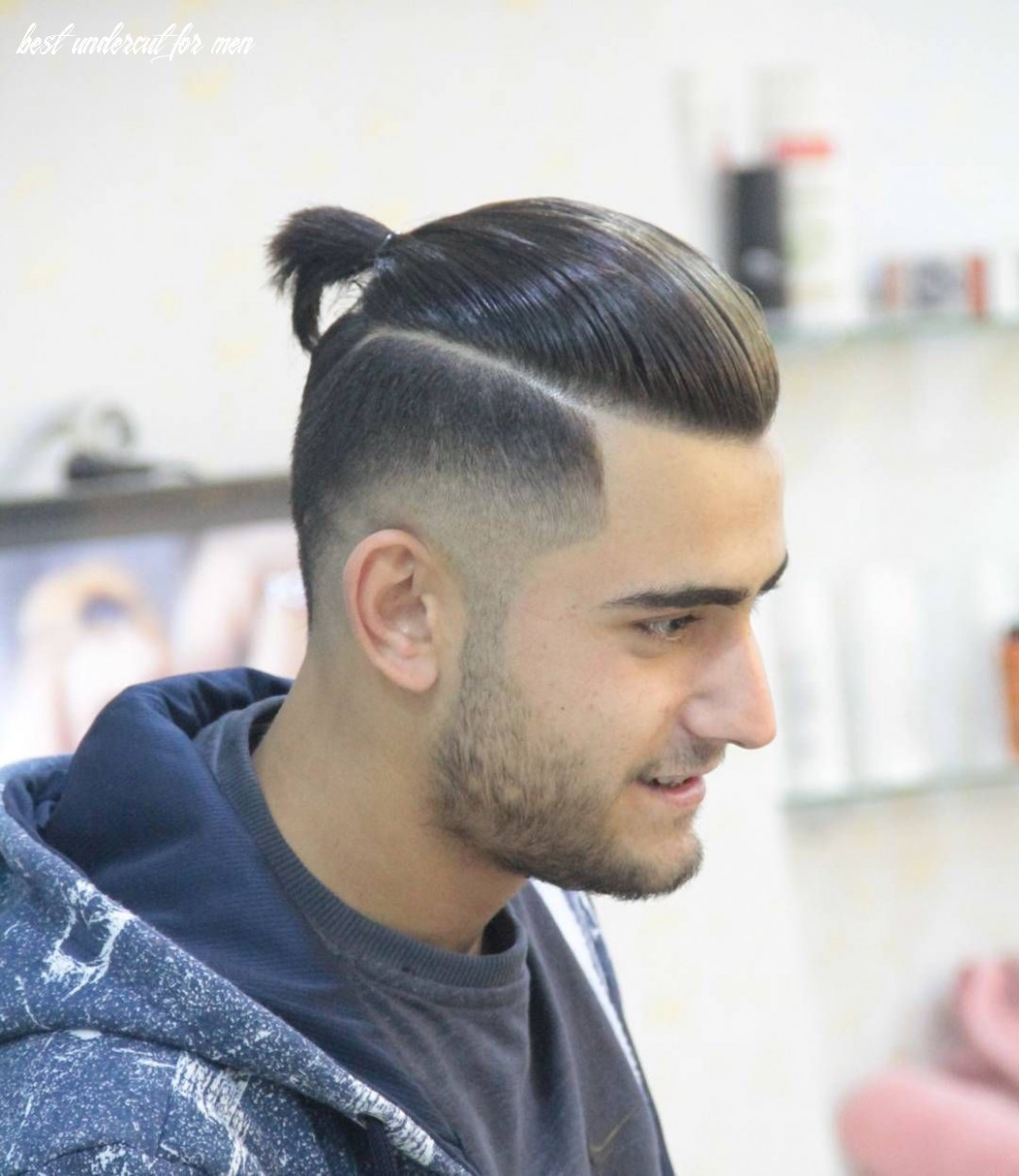 9 Popular Disconnected Undercuts Hairstyles for Men - Men ...