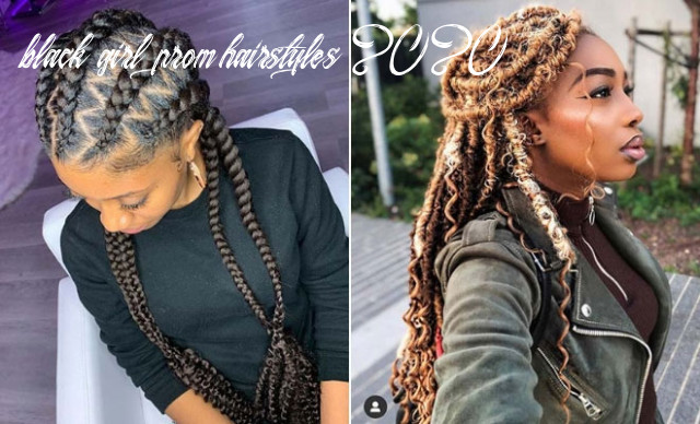 9 popular hairstyles for black women to try in 9 | stayglam black girl prom hairstyles 2020