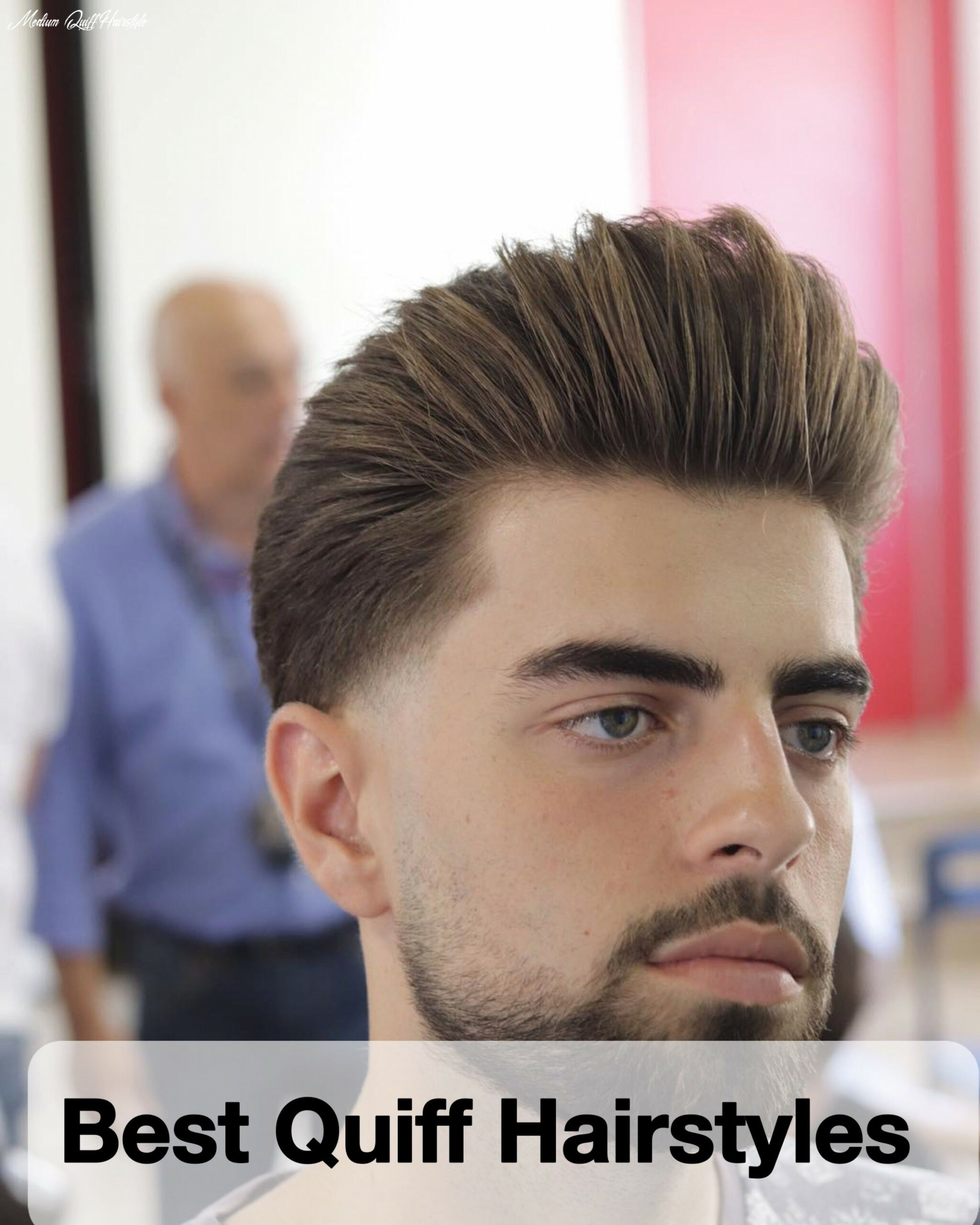 9 Quiff Hairstyles We Absolutely Love | Mens hairstyles medium ...