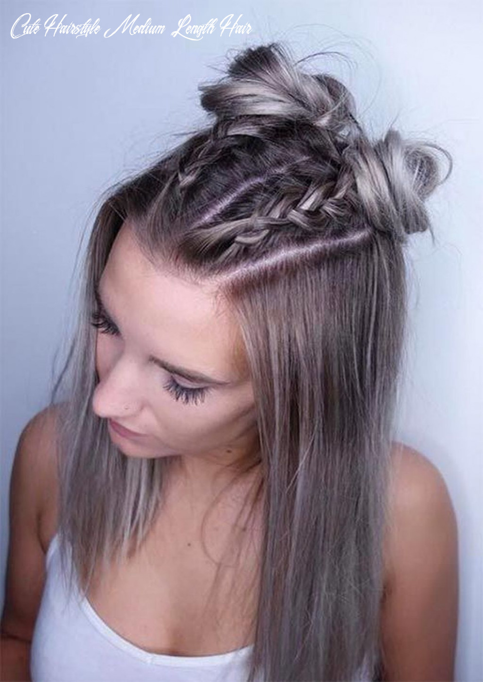 9 relaxing medium hairstyle ideas to get a perfect look in