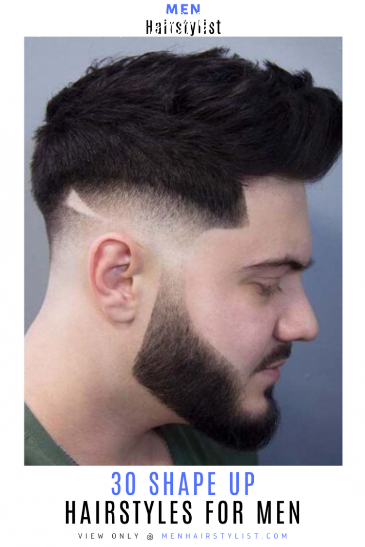 9 shape up haircut ideas for men to look stunning | mens