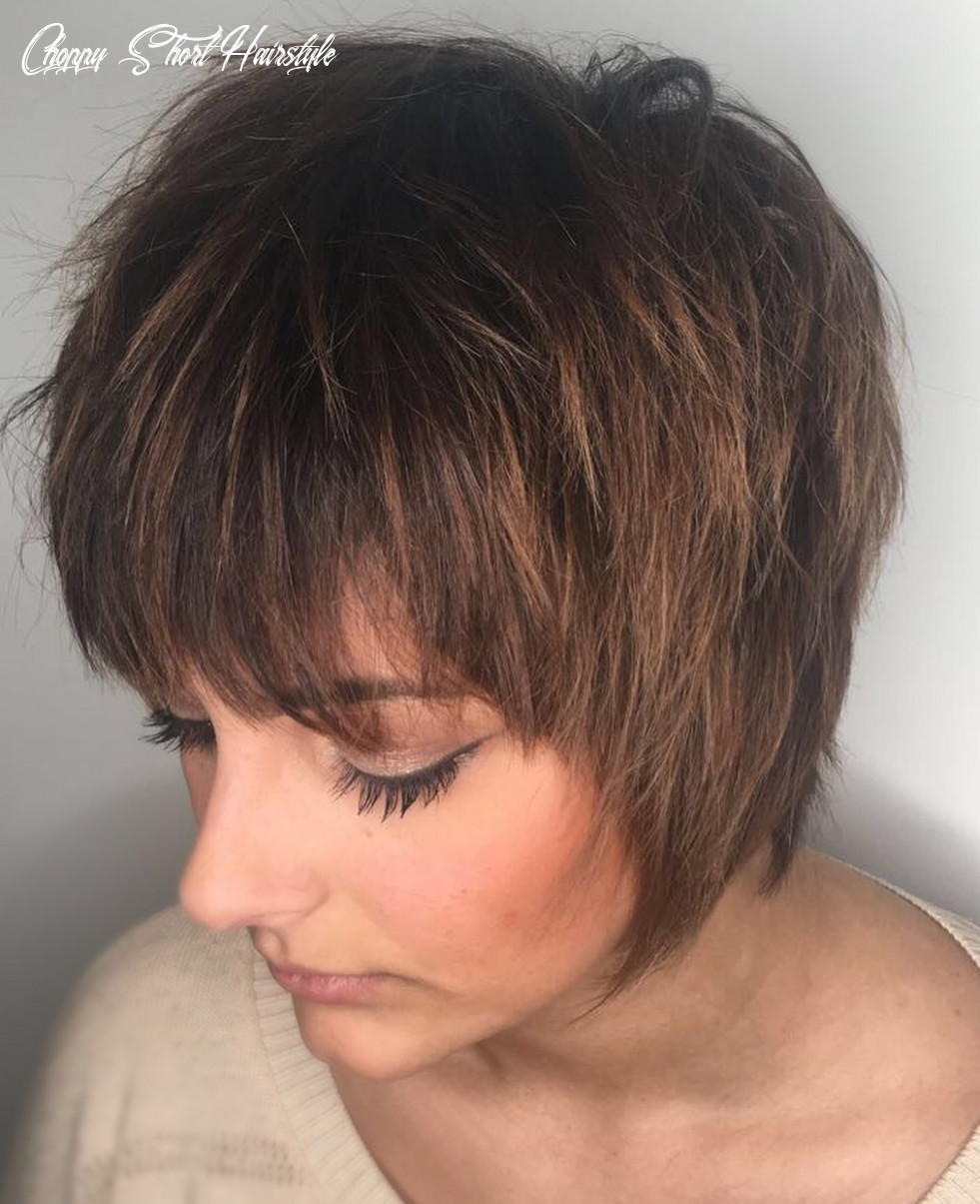 9 short choppy hair ideas for 9 hair adviser choppy short hairstyle
