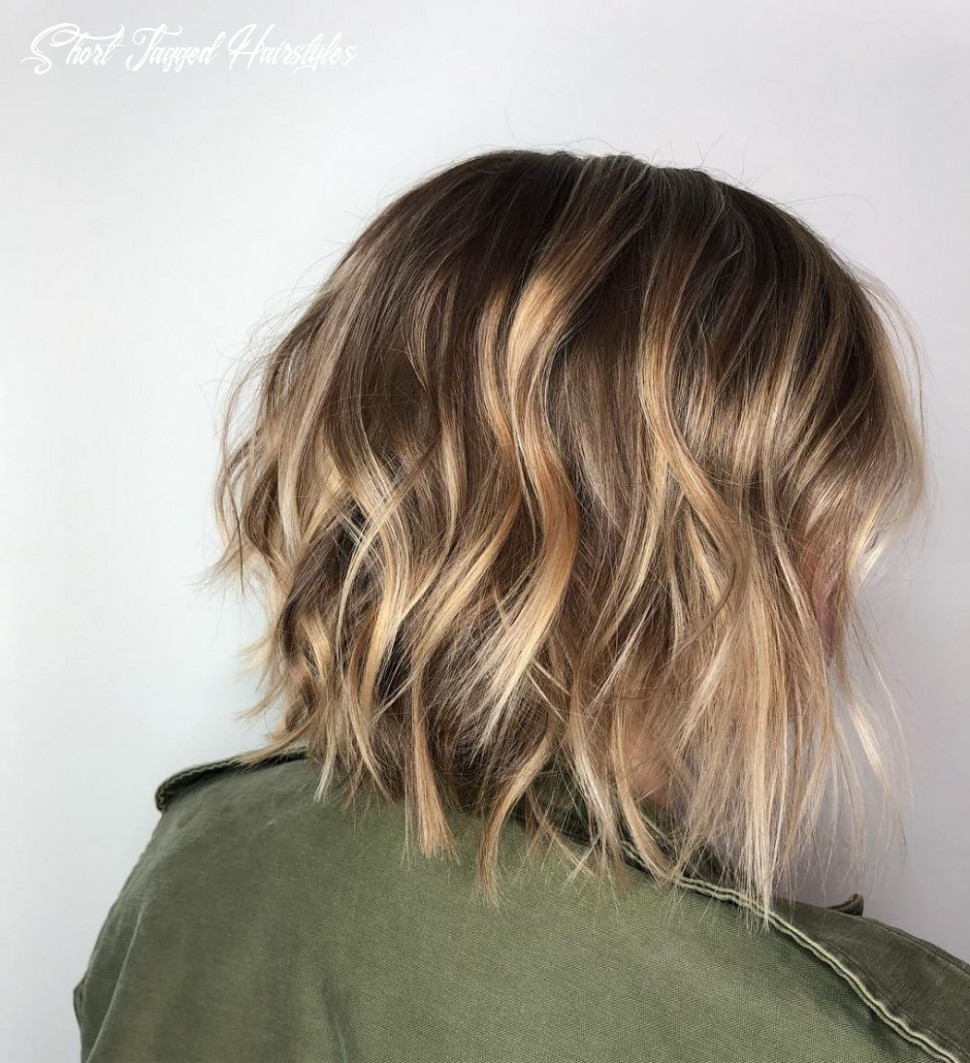 9 short choppy haircuts women are getting in 9 short jagged hairstyles