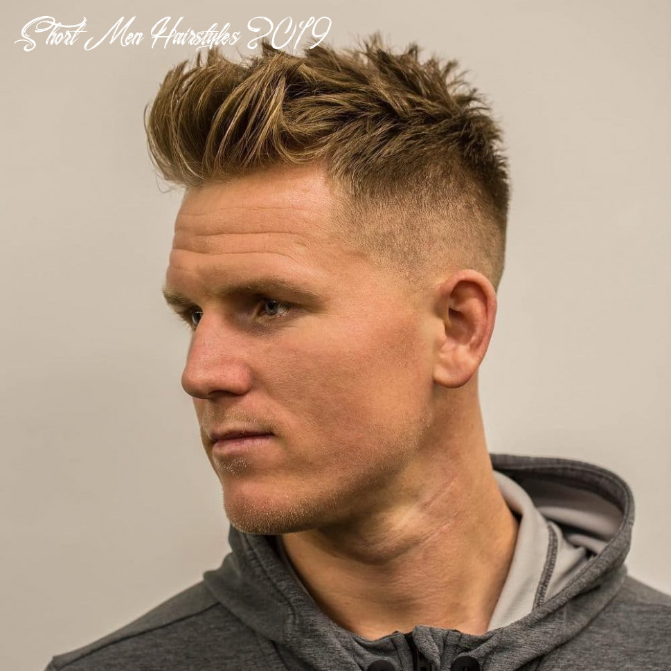 9+ Short Haircuts For Men -> Fresh Styles For July 9