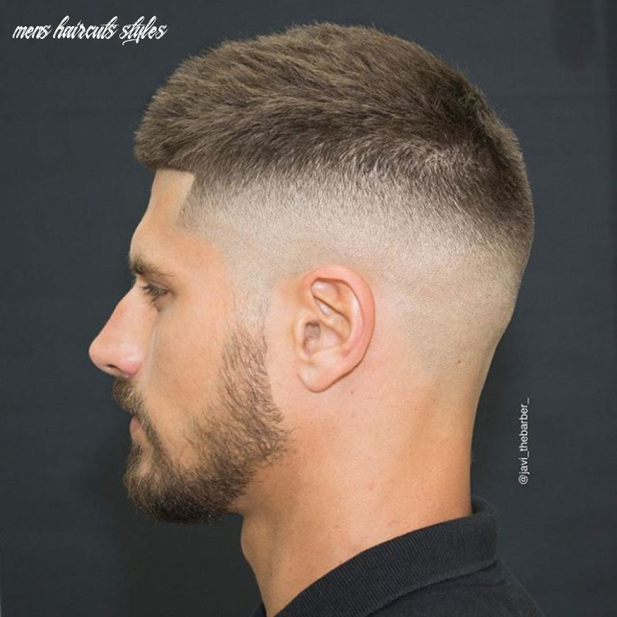 9 short hairstyles for men (9 styles) | mens haircuts short