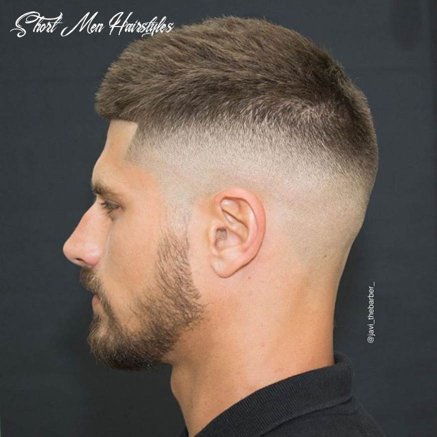 9 short hairstyles for men (9 styles)   mens haircuts short