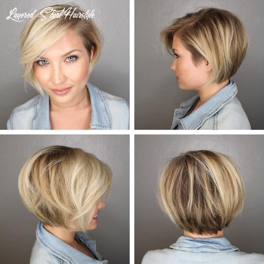9 short layered haircuts trending in 9 hair adviser layered short hairstyle
