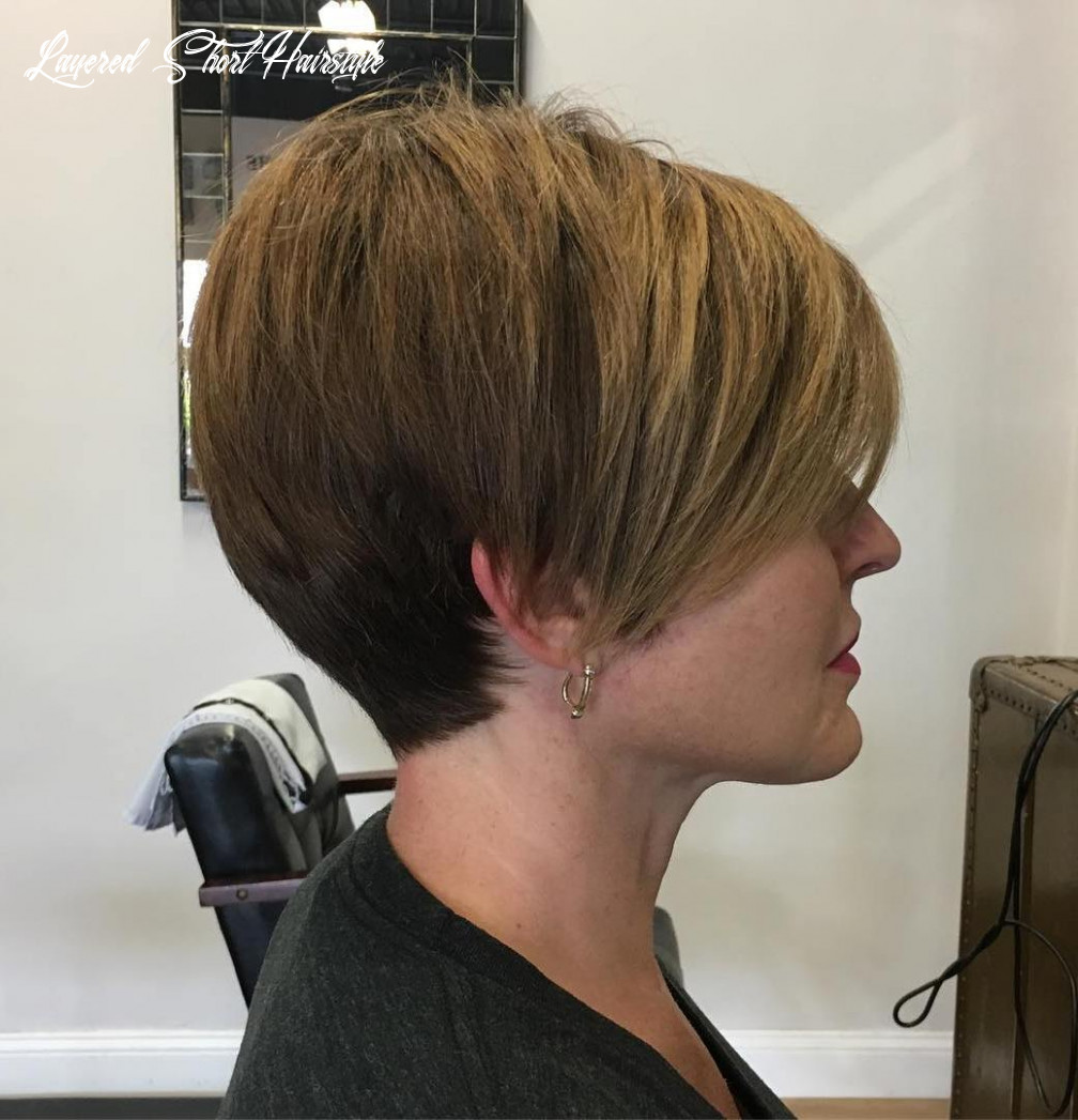 9 Short Layered Haircuts Trending in 9 - Hair Adviser