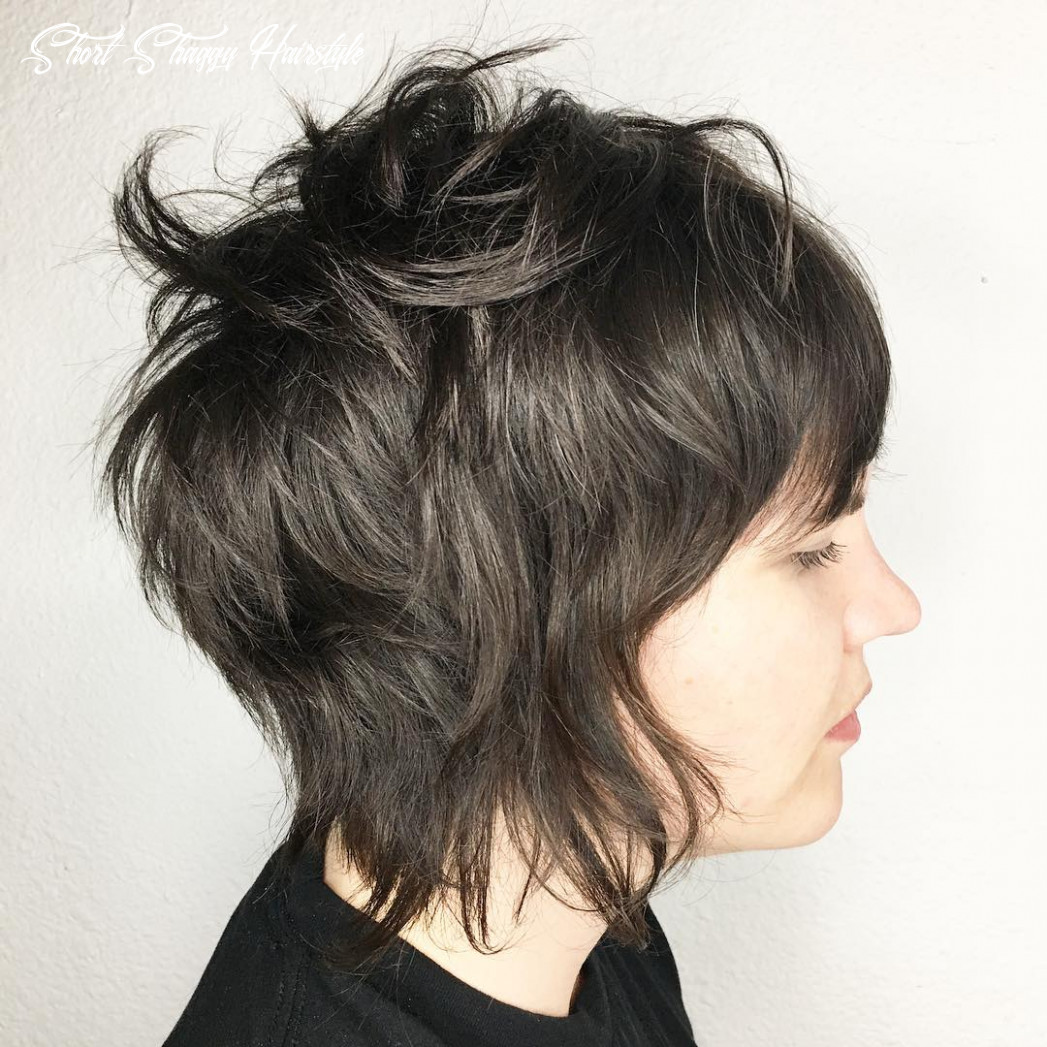 9 short shag haircuts to request in 9 hair adviser short shaggy hairstyle