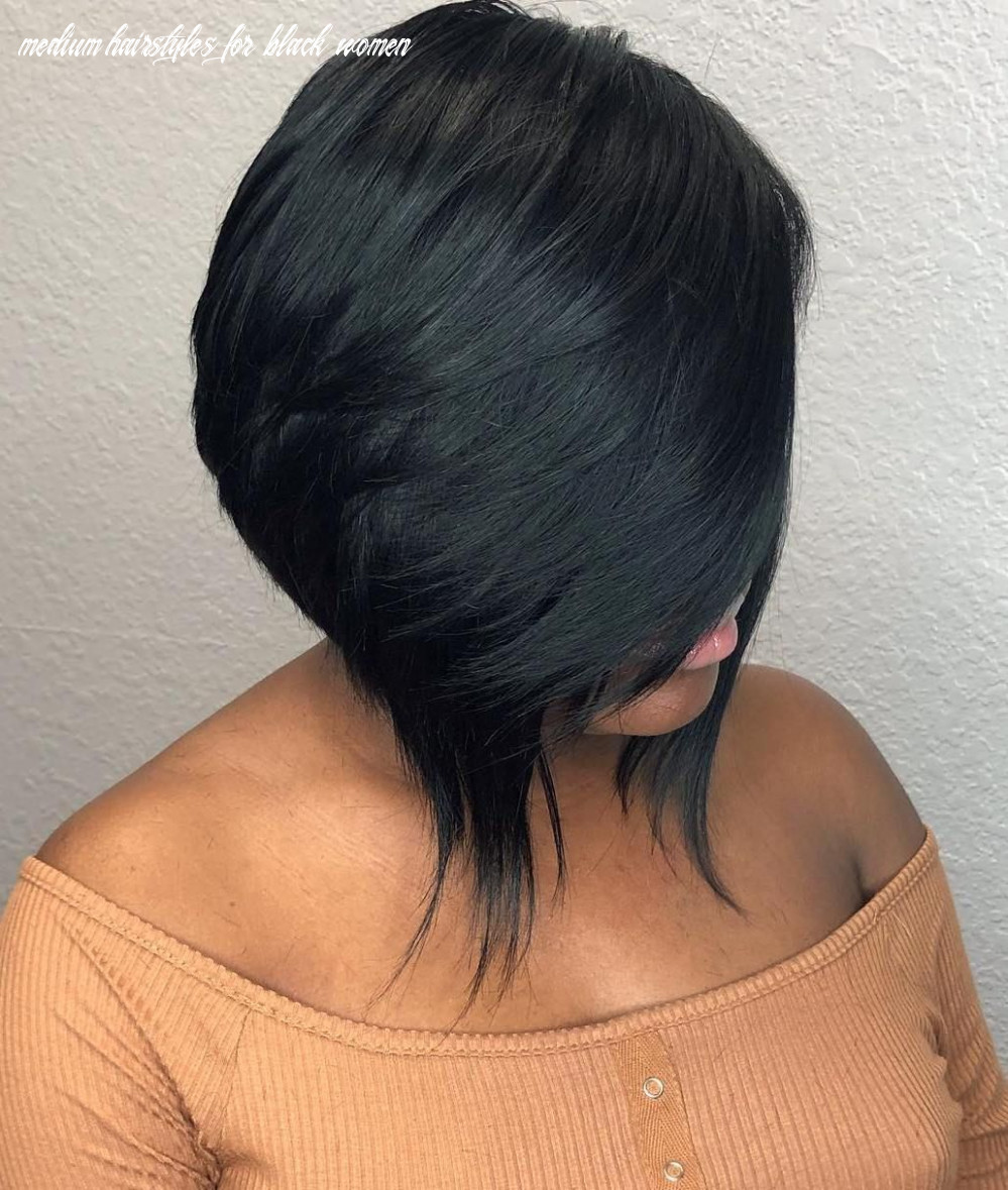 9 showiest bob haircuts for black women   hairstyles for thin