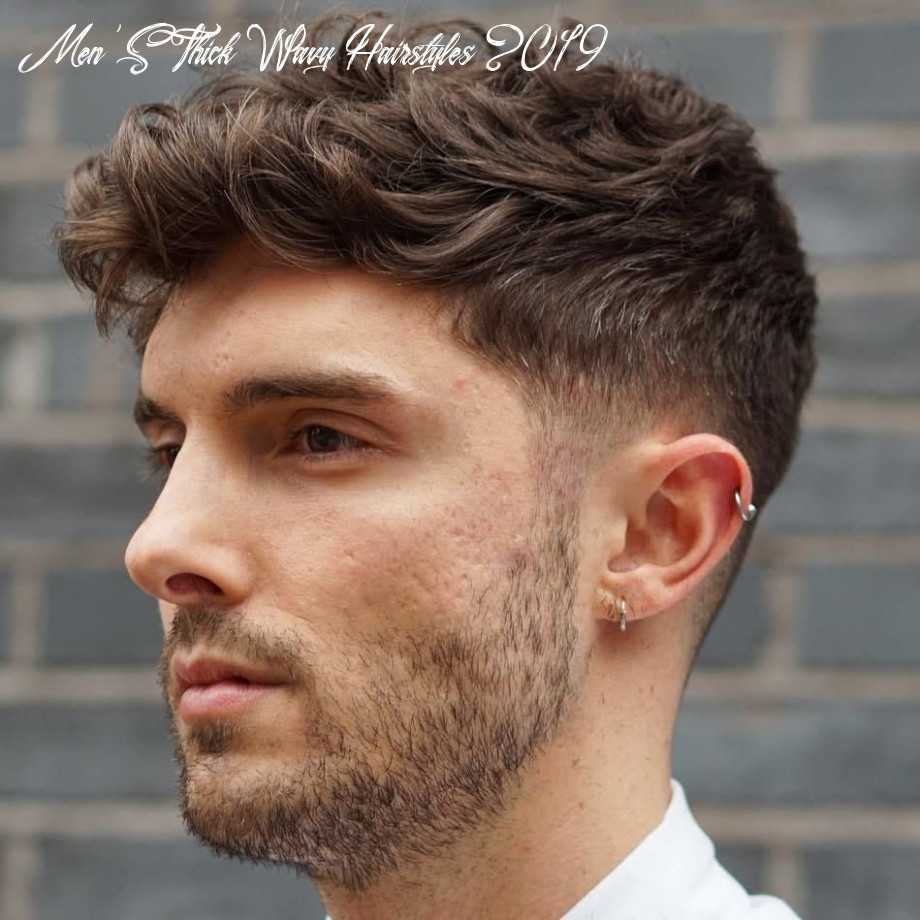 9 statement hairstyles for men with thick hair   frisuren