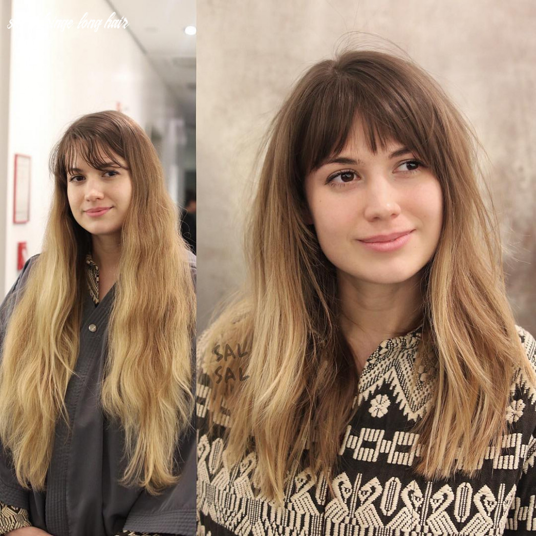 9 stunning hairstyles & haircuts with bangs for short, medium