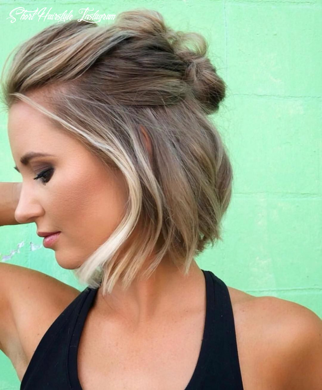 9 stunning short hairstyles on instagram (may 9