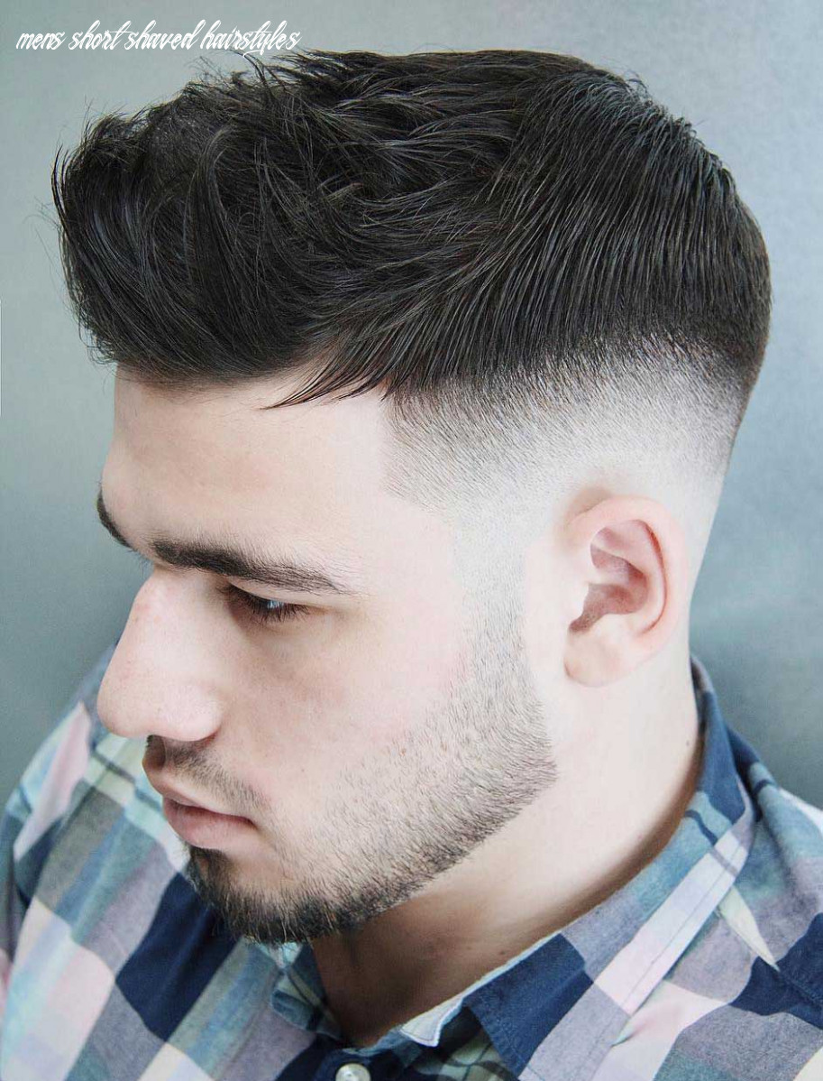 9 Stylish Undercut Hairstyle Variations to copy in 9: A ...