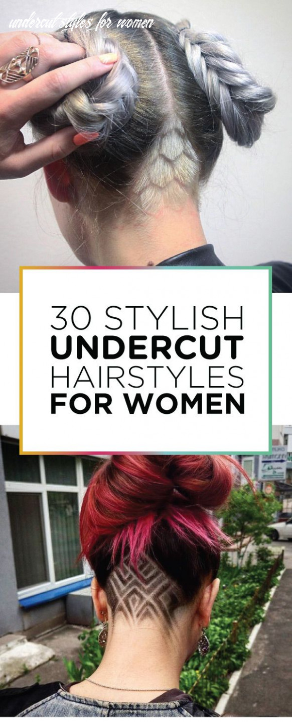 9 stylish undercut hairstyles for women (with images)   undercut