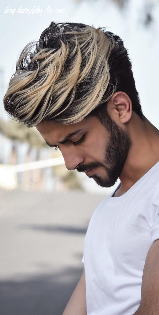 9 super inspirational long hairstyles for men mens hairstyle 9 long hairstyles for men